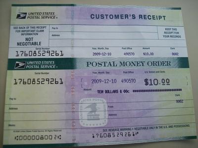 USPS Money Orders / Guaranteed personal loans no credit check or ...