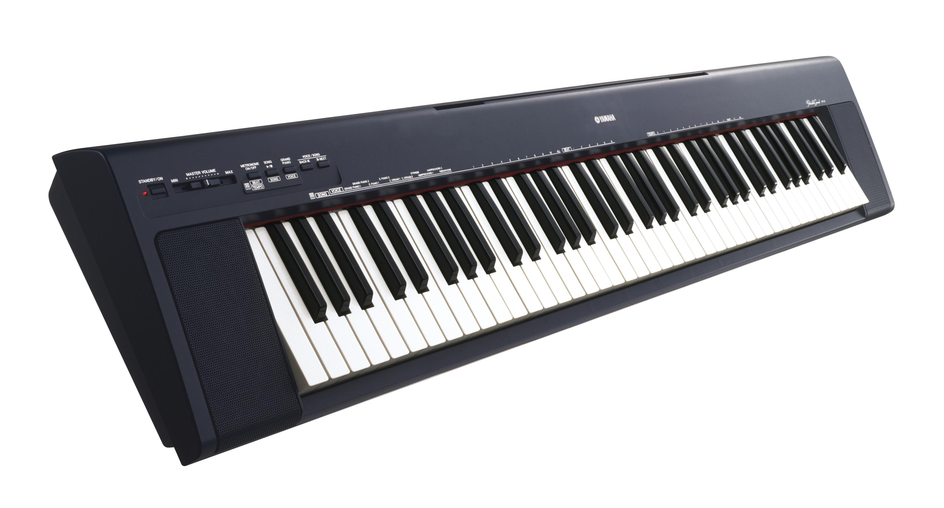 how to fix keys on electric piano